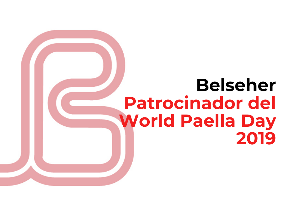 Patrocinadores en el World Paella Day 2019